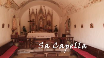 The ChapelThe Chapel is a consecrated space in which you can celebrate your religious ceremony, do some readings or enjoy a musical audition. Its capacity is for fifty people.