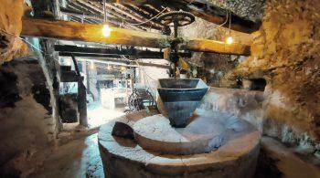 Moulin à huile  Moulin à huile qui conserve toutes ses pièces d'origine. Vous pouvez y déguster un apéritif de bienvenue, un dessert, un café ou une boisson.